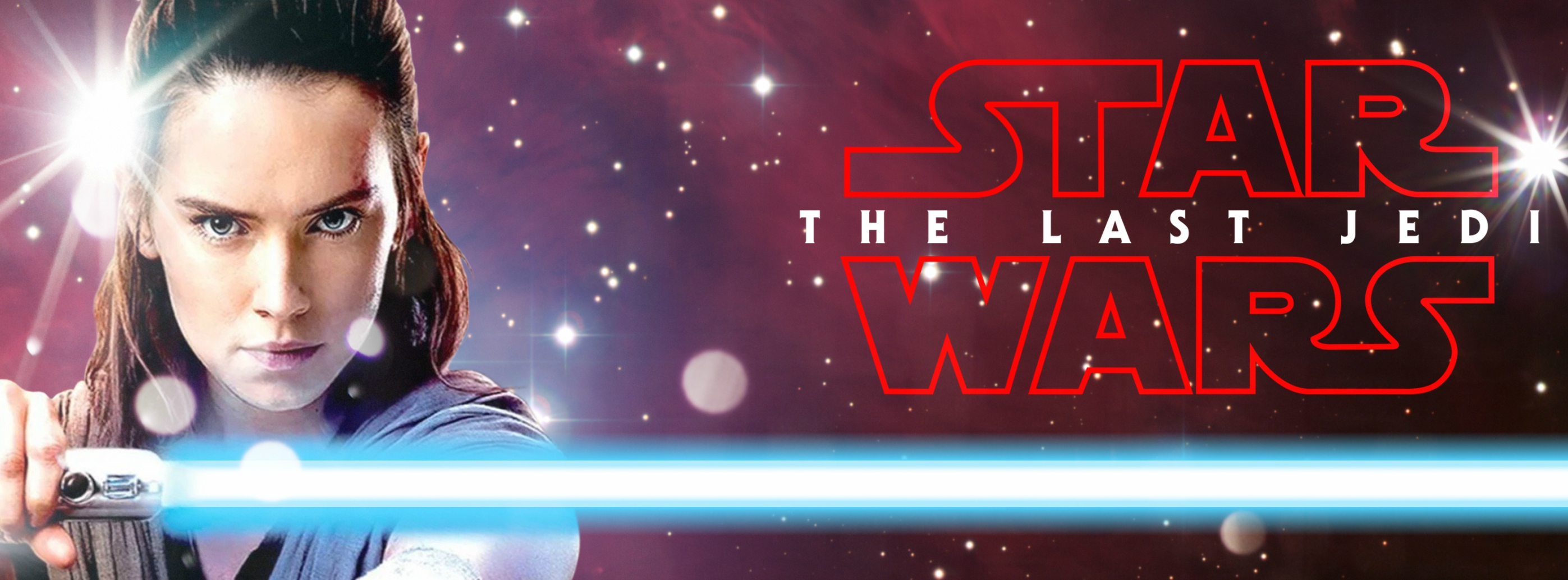 Digitale Abri's promoten the Last Jedi