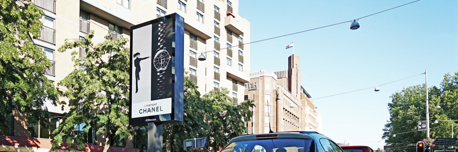 De Avenue brengt Buitenreclame naar een hoger niveau