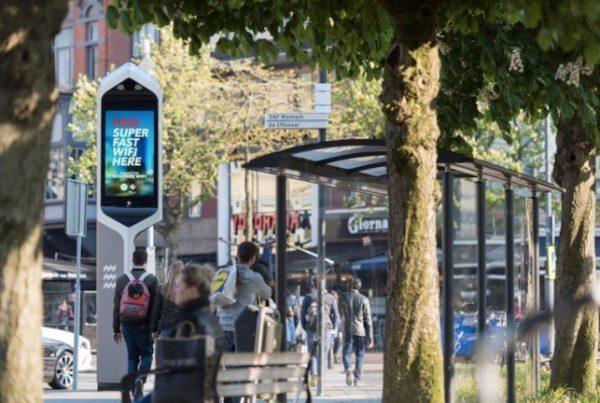Digitaal netwerk Citybeacons Eindhoven